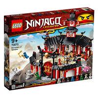 70670 LEGO Ninjago Monastery of Spinjitzu 1070 Pieces Age 9+