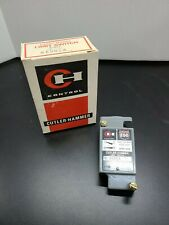Cutler-Hammer E50SA Limit Switch Body Only