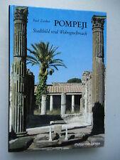 Pompeji Stadtbild und Wohngeschmack Bd. 61 Kulturgeschichte antiken Welt 1995