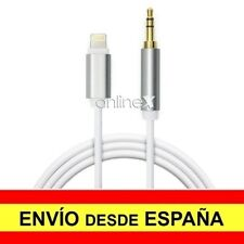 Cable Valido para iPhone a Jack Macho 3,5mm Audio Auxiliar para iPhone 1M a3007