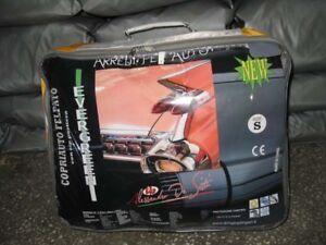 Copriauto Con Zip Evergreen Materiale Speciale Berlina Mis.S 385x168x160cm