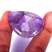 Elegant Top Grade Quality 100/% Natural Trapiche  Amethyst Oval Shape Cabochon Loose Gemstone For Making Jewelry 84 Ct 49X30X7 mm AA-6359