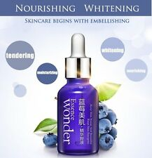 Blueberry Hyaluronic Acid Liquid Collagen Face Essence Anti Aging Desalt Imprint