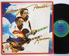 Jimmy Ponder        White room      Promo     Funk Jazz        USA      NM  # 62