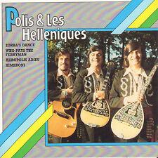 POLIS & LES HELLENIQUES – POLIS & LES HELLENIQUES (COMPILATION CD HOLLAND)