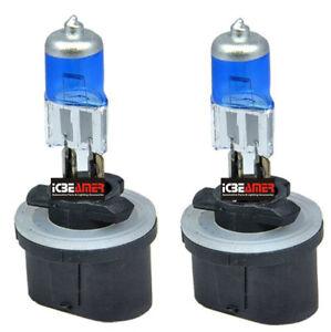 880 893 884 37.5W Halogen upgrade Fog Light Bulb Super White Xenon DRL 6000K D29