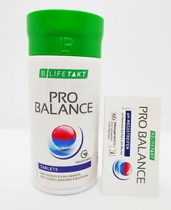 PRO BALANCE - LIFETAKT - 360 TABLETS - LR health and beauty pH strips probalance