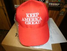 trumps new hat KEEP AMERICA GREAT 10.00 free shipping