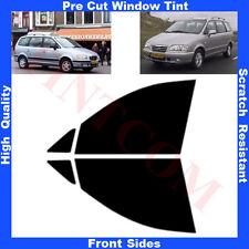 Passgenaue Tönungsfolie Hyundai Trajet 5T 2000-2008 Windschutz Seitenscheibe