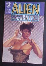 ALIEN ENCOUNTERS #3! 1985 ECLIPSE COMICS!