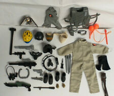Hasbro ACTION MAN Selection Of Modern Outfits and Accessorys ASSORTED ITEMS