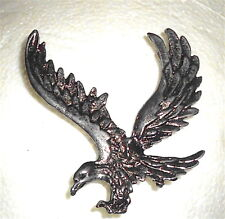EAGLE Aquila 1989 Alchemy pin brooche spilla badge Bikers, Metal