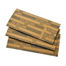 10 COIN WRAPPERS FOR PRESIDENTAL DOLLARS, SACAGAWEA & SUSAN B. ANTHONY wrapper