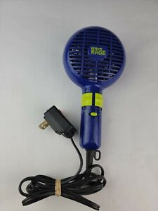 Wave Rage Diffuser Hair Blow Dryer 1250 Watts Works Great on Curly Hair Tested