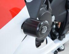 Honda CBR300R 2016 R&G Racing Aero Crash Protectors CP0374BL Black