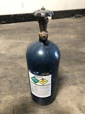 Nitrous Oxide Bottle - Dark Blue - Used