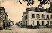 CPA  Dornes - Rue Neuve  (457389)