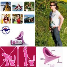 Go Girl Female Urination Device Camping Portable Reusable Urinal Urinary Device