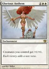 *MRM* ENG Antienne glorieuse (Glorious Anthem) MTG 8-9th edition