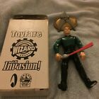 Playmates Picard Rare Wizard Figure Sealed/ Toy Fare Exclusive