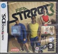FIFA Street 3 Videogioco Nintendo DS NDS Sigillato 5030947062248
