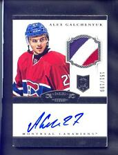 13-14 Panini Dominion Alex Galchenyuk Rookie 151/199 SP Edition Auto+Patch 3CLRs