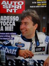 Autosprint 43 1996 Rally: Mc Rae sbanca a Sanremo. Robby Gordon. Frentzen  SC.56