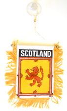 Scotland Mini Banner / Scotland Lion Flag