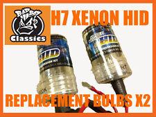 H7 Hid Xenon 35w Repuesto Faro Bombilla 6000k