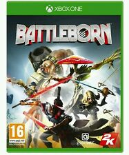 BATTLEBORN FOR XBOX ONE - PERFECT COND - PAL - French cover English gameplay