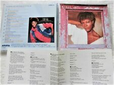 Dionne Warwick Without Your Love JAPAN CD  Arista 32RD-13 1985 Barry Manilow