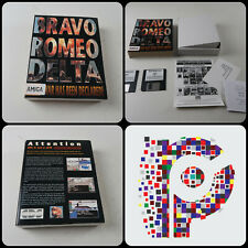 Bravo Romeo Delta A CDS Game for the Commodore Amiga Computer tested&working VGC