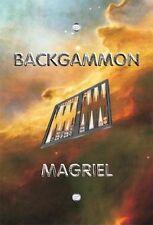 PAUL MAGRIEL RENEE MAGRIEL BACKGAMMON (2004 Edition) - SIGNED