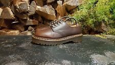VINTAGE MENS DR DOCTOR MARTENS 8098 OXFORD SHOES SZ 7 M USED MADE IN ENGLAND