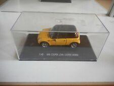 HIGHSPEED 1:43 MINI COOPER CAR MODEL JOHN BEAUTRAN 33