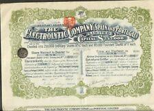THE ELECTROLYTIC Cy (ESPAGNE- PORTUGAL) (V)