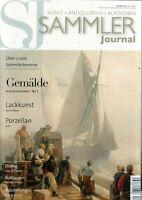 SAMMLER Journal - Heft Katalog Auktionen - 12 / 2013 - H16702