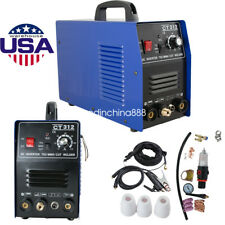 3 in 1 TIG / MMA Air Plasma Cutter Welder Welding Torch Machine CT312 BY FEDEX