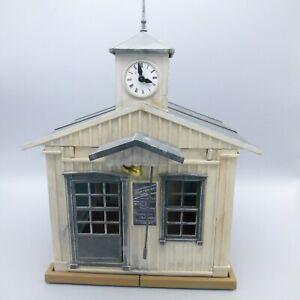 Vintage Playmobil Western Schoolhouse 3767 School House Building Customized