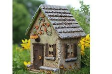 FAIRY GARDEN Miniature ~ Sunflower Farm House ~ Mini Dollhouse