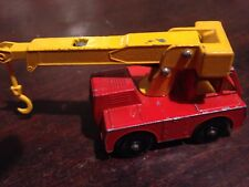 Matchbox Lesney No.42 Iron Fairy Crane