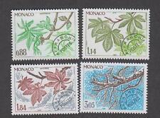 Monaco -Timbres Préoblitérés neufs ** - N° 70 à 73 - 1981 - TB