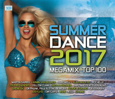 Various Artists - Summerdance 2017: Megamix Top 100 / Various [New CD] Holland -