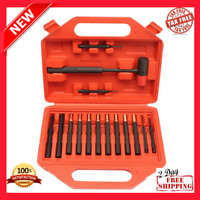 Winchester 15 Piece Brass Steel Hammer Gunsmithing Gun Tools Punch Set 363257
