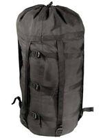 US Military Sleeping Bag Compression Stuff Sack for MSS, Black VG - EXC
