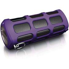 Philips SB7260 Shoqbox Portable Bluetooth Speaker Purple