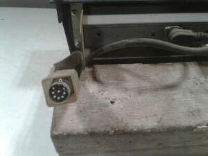 Audio Equipment Radio Sedan Lxi Vertical Buttons Fits 86-89 ACCORD 632166