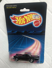 Hot Wheels Vintage '57 T-Bird #2536 Never Removed from Package 1986 Black 1:64