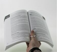 Clear Acrylic Page Holder - Thumb Reader - Book Reading Aide - School - Holiday