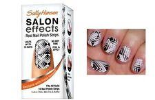 Sally Hansen Salon Effects Real Nail Polish Strips 430 Tribal It On- NIB